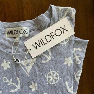 NEW W/ TAGS WILDFOX Tee